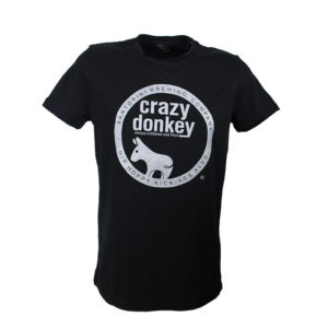 Crazy donkey t-shirt