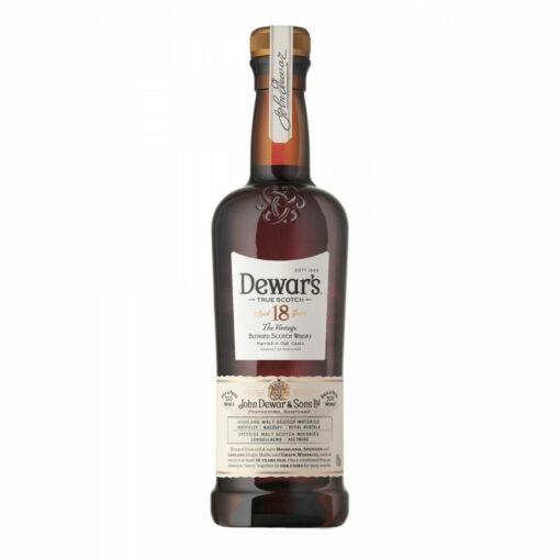 Dewar's 18 YO