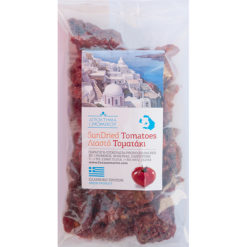 Santorini Sun Dried Tomatoes Estate Nomikos