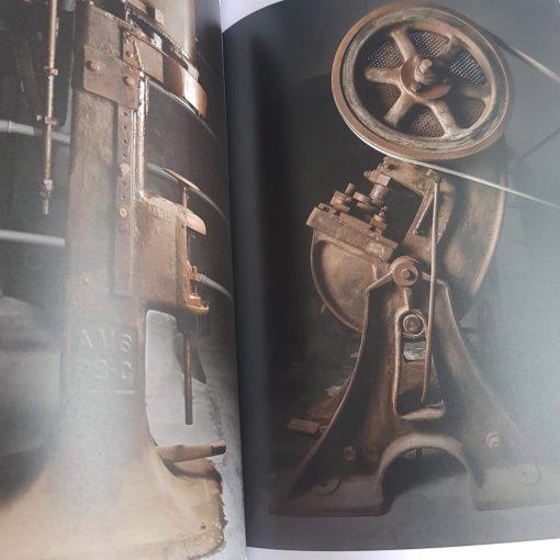 Santorini Tomato Industrial Museum Photo Album
