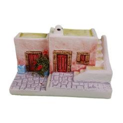 santorini house model 4