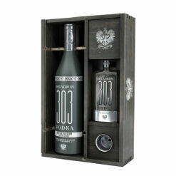 Vodka Squadron 303 Flying Flask Kit