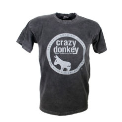 Crazy donkey stone washed